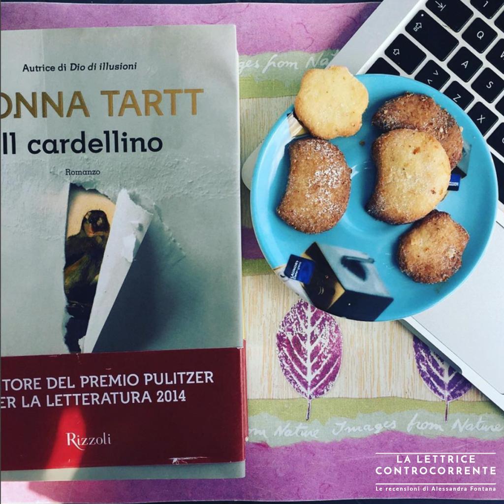 RECENSIONE: Il cardellino (Donna Tartt)