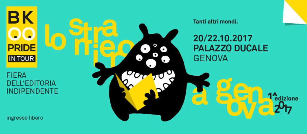book pride genova palazzo ducale
