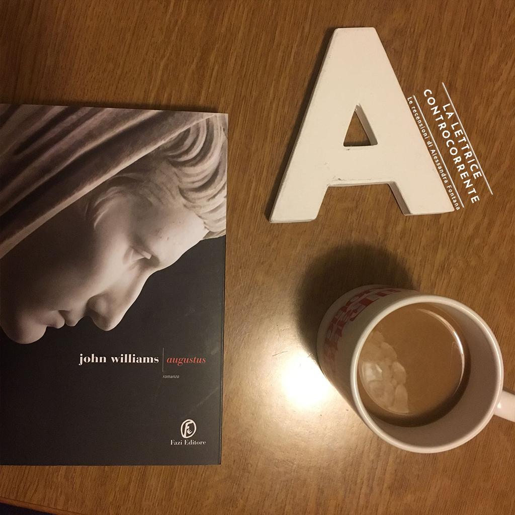 RECENSIONE: Augustus (John Edward Williams)