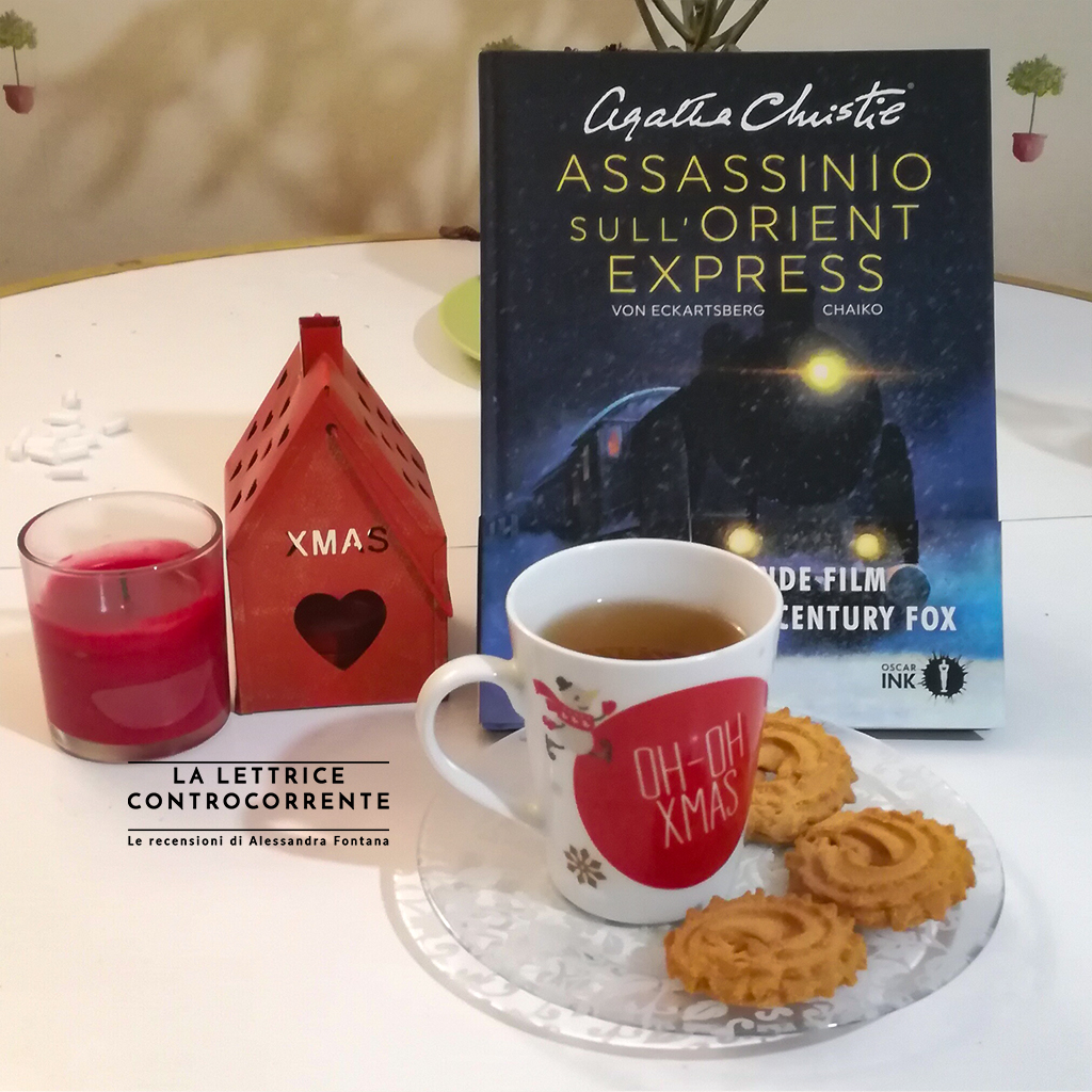 RECENSIONE: Assassinio sull'Orient Express (Agatha Christie)