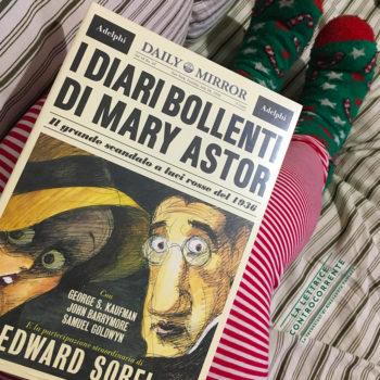 I diari bollenti di Mary Astor - Edward Sorel