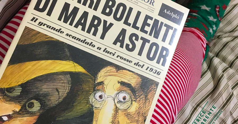 I diari bollenti di Mary Astor - Edward Sorel