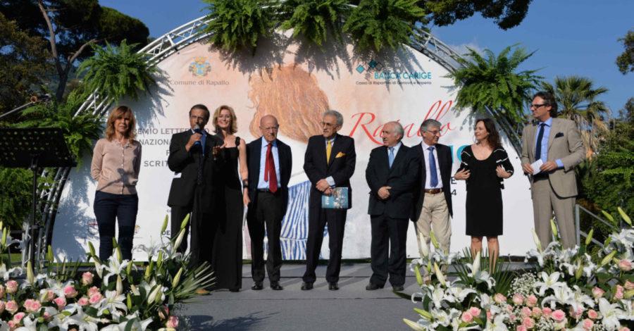 Premio Carige Donna Scrittrice Rapallo 2014