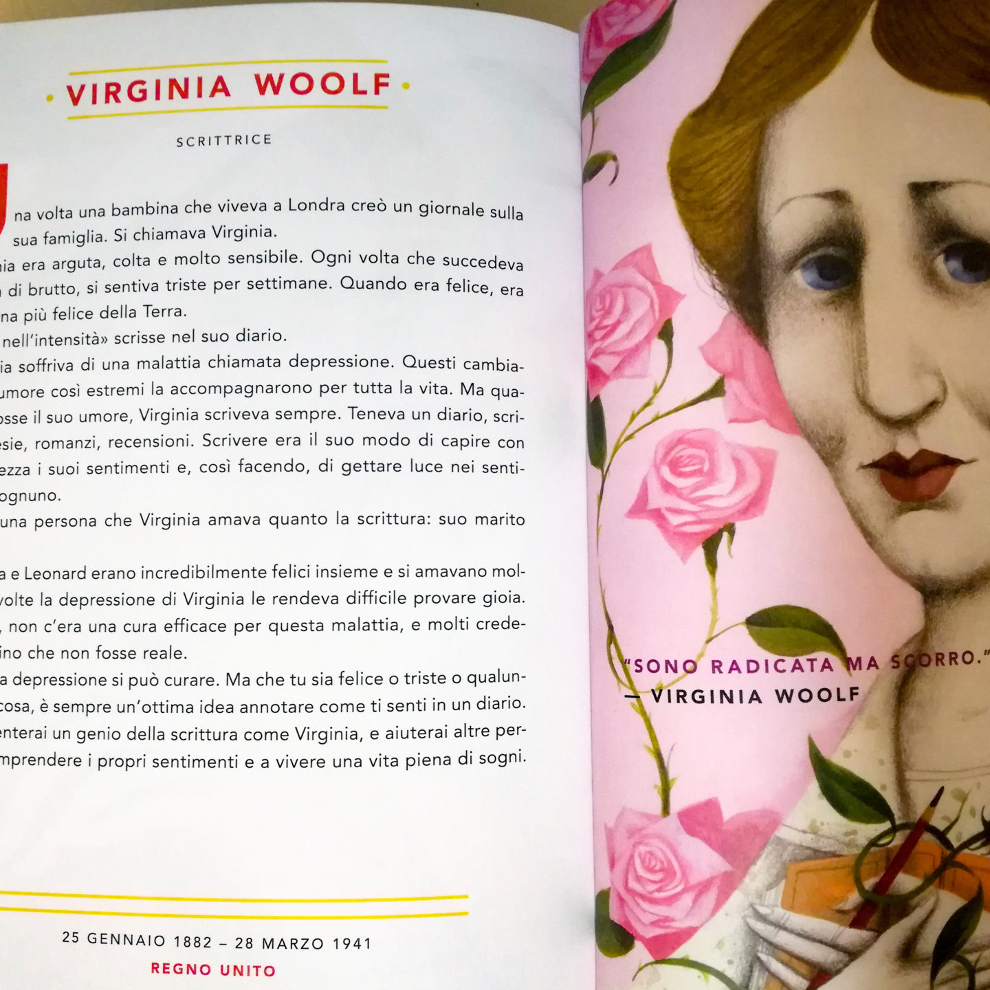 Virginia Woolf, 136 anni dalla nascita
