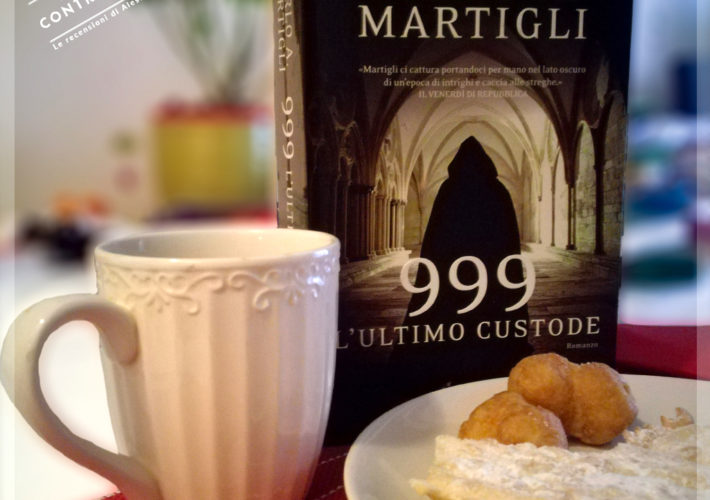 999 l'ultimo custode - Carlo A Martigli