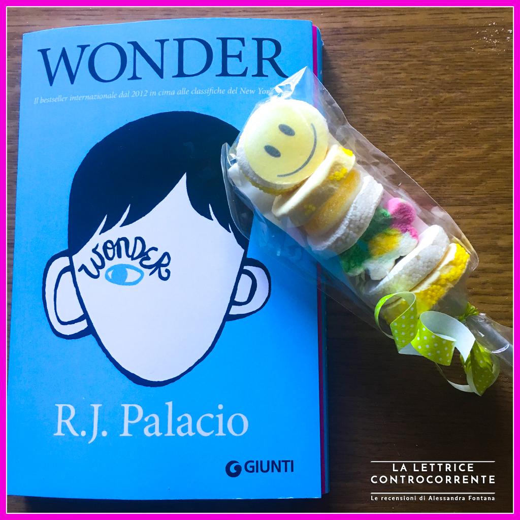 RECENSIONE: Wonder ( R. J. Palacio)