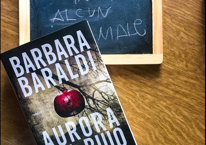 Aurora nel buio - Barbara Baraldi