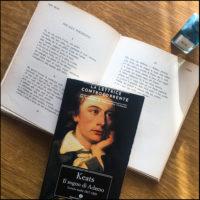 K - Il sogno di Adamo - Keats