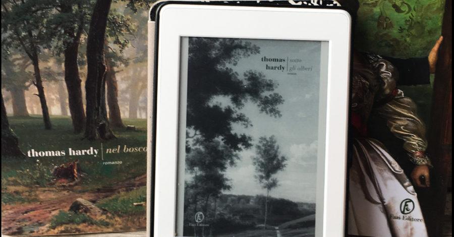 Sotto gli alberi - Thomas Hardy - Fazi editore
