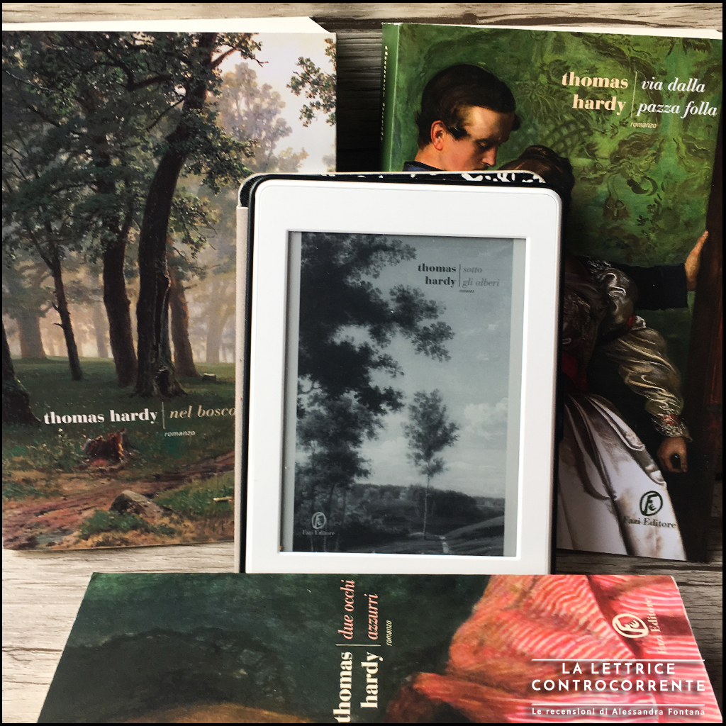 RECENSIONE: Sotto gli alberi (Thomas Hardy)