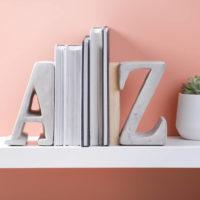 alfabeto degli scrittori