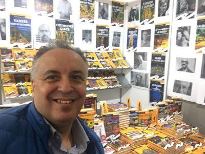 Achille Maccapani - il venditore di bibite
