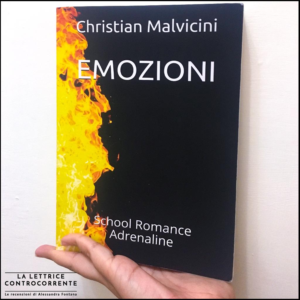 RECENSIONE:  School Romance Adrenaline (Christian Malvicini)
