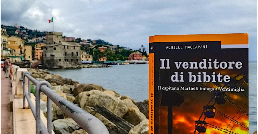 Il venditore di bibite - Achille Maccapani