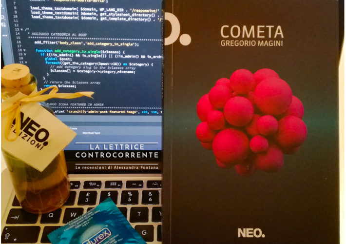Cometa - Gregorio Magini - Neo edizioni