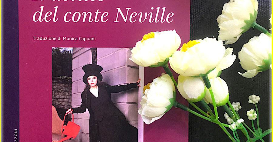 Il delitto del conte Neville - Amelie Nothomb - Voland