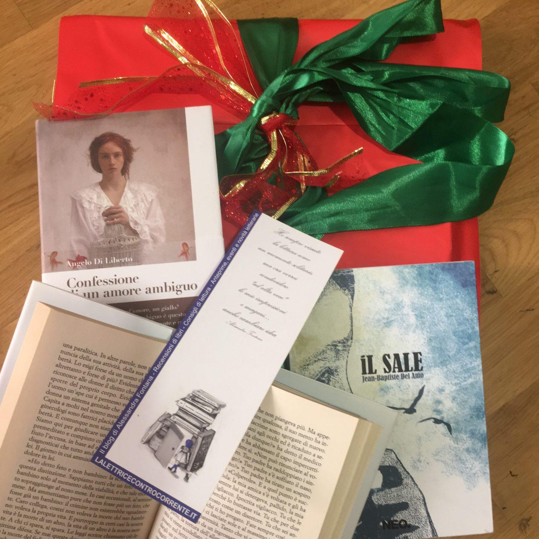 Cinque libri che ho regalato