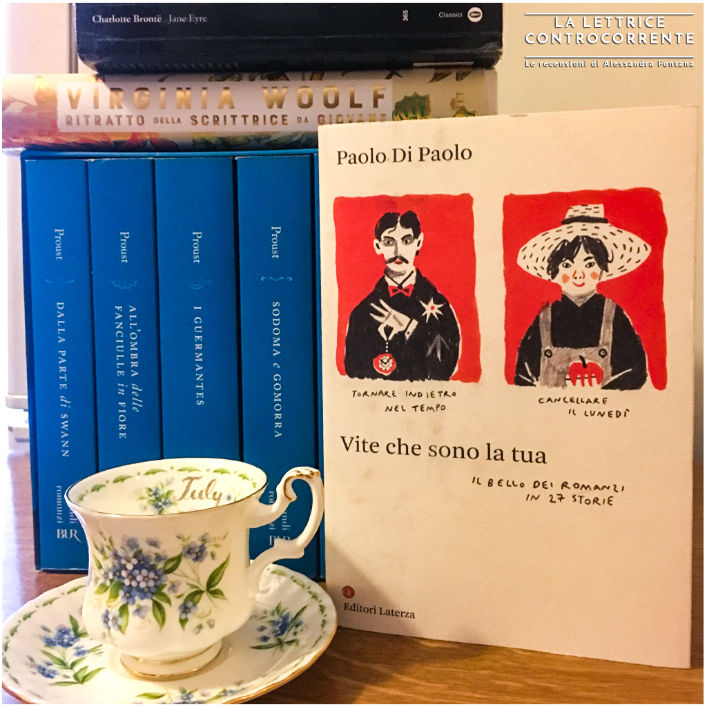 RECENSIONE: Vite che sono la tua (Paolo Di Paolo)