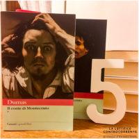 Cinque Cose - Dumas - Il Conte di Montecristo