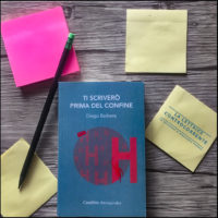 Ti scriverò prima del confine - Diego Barbera - Casa Sirio Editore