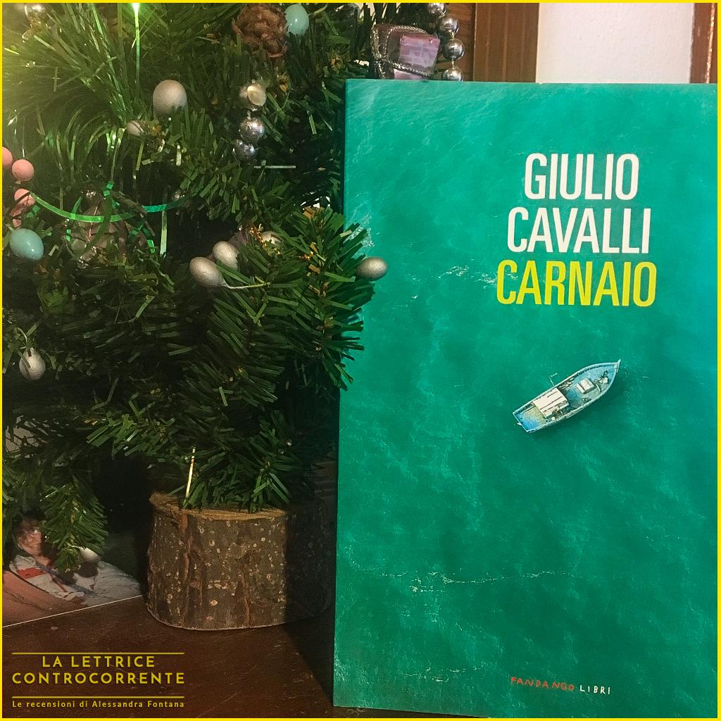 RECENSIONE: Carnaio (Giulio Cavalli)