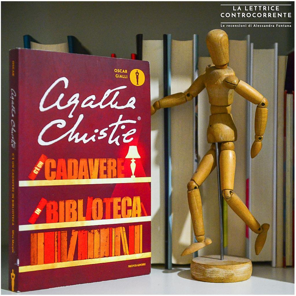 RECENSIONE: C'è un cadavere in biblioteca (Agatha Chirstie)