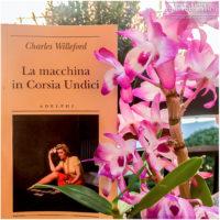 La macchina in corsia undici - Charles Willeford - Adelphi