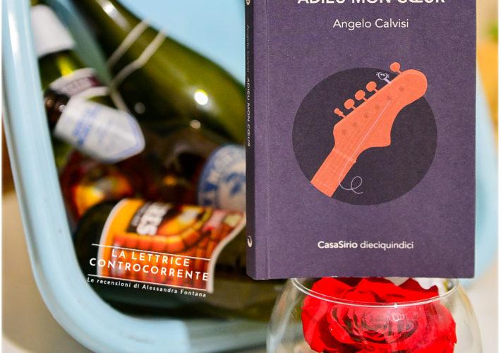 Adieu mon coeur - Angelo Calvisi - Casa Sirio dieciquindici