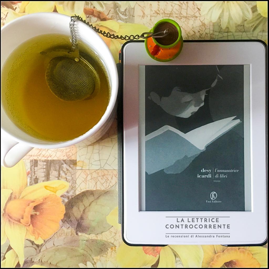 RECENSIONE: L'Annusatrice di libri (Desy Icardi)