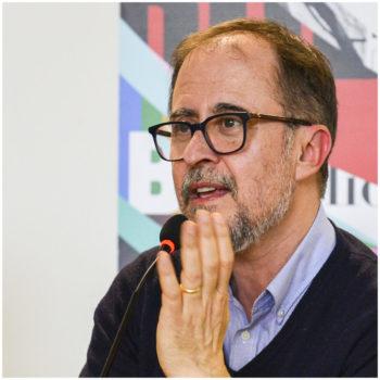 Paolo Zardi autore di Il giorno che diventammo umani