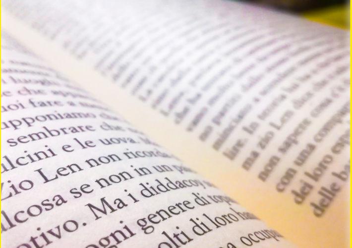 citazioni dai libri che amo