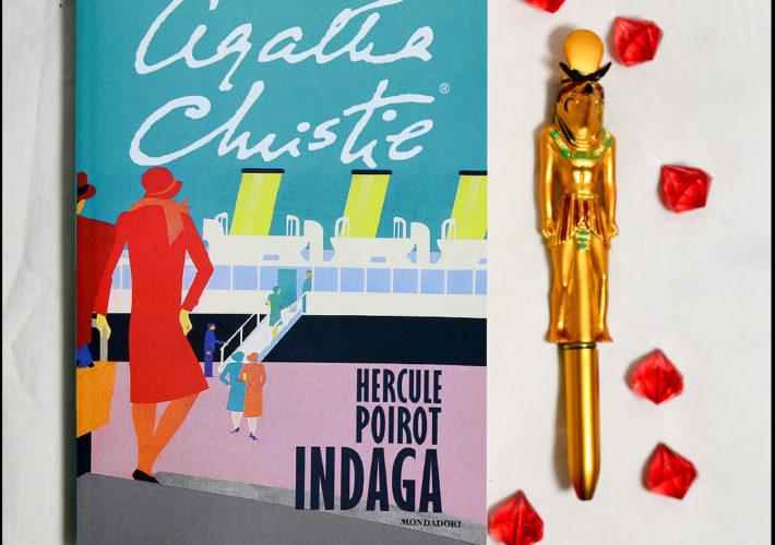 Hercule Poirot indaga - Agatha Christie - Mondadori