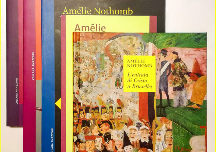L'entrata di Cristo a Bruxelles - Amelie Nothomb - Voland