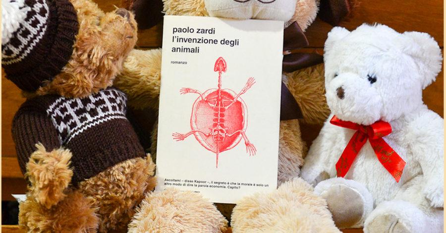 L'invenzione degli animali - Paolo Zardi - Chiarelettere