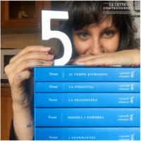 cinque libri che porterei su un'isola deserta