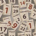 Calendario generica - I libri del mese
