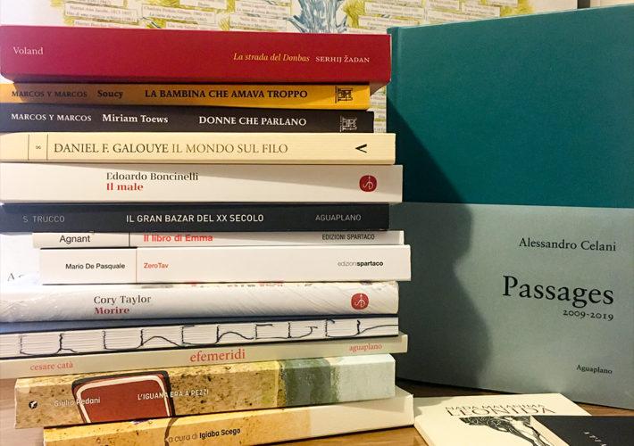 Il mio Book Pride a Genova 2019