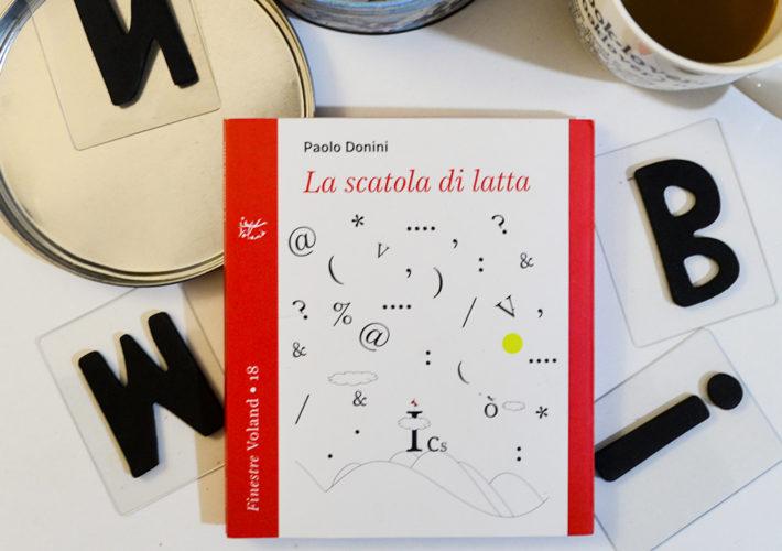 La scatola di latta - Paolo Donini - Voland