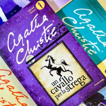 Un cavallo per la strega - Agatha Christie - Mondadori