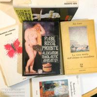libri acquistati a Roma bancarelle piazza della Repubblica