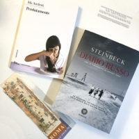 libri acquistati a Roma libreria tra le righe