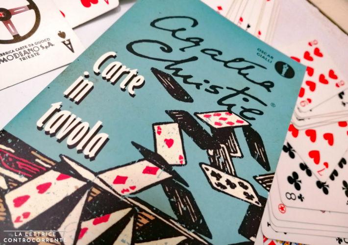 Carte in tavola - Agatha Christie - Mondadori