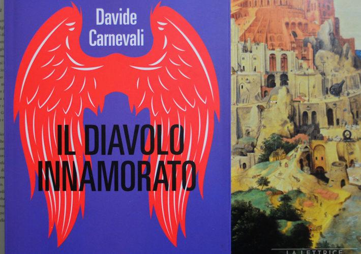 Il diavolo innamorato - Davide Carnevali - Fandango Libri