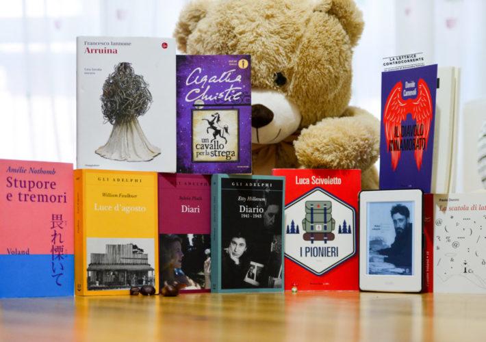 Le mie letture di novembre 2019 - libri e recensioni - La lettrice controcorrente