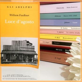Luce d'agosto - William Faulkner - Adelphi