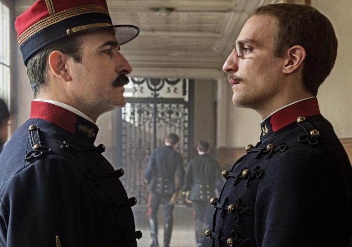 L'ufficiale e la spia e l'affare Dreyfus