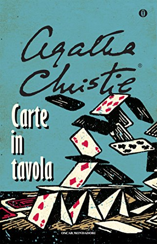 RECENSIONE: Carte in tavola (Agatha Christie)