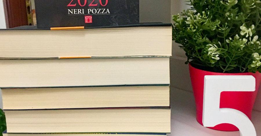 Cinque libri che vorrei leggere nel 2020