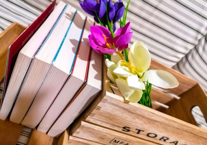 Cinque libri presi a scatola chiusa