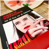 Né di Eva né di Adamo - Amélie Nothomb - Voland
